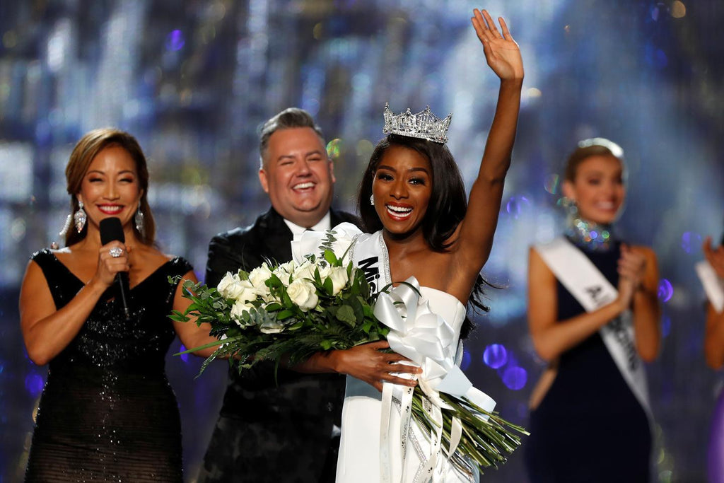 Nia Franklin: Black Girl Magic Wins Miss America