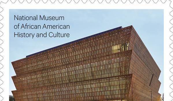 U.S. Postal Service Honors The National Museum Of African American History And Culture With New Forever Stamp