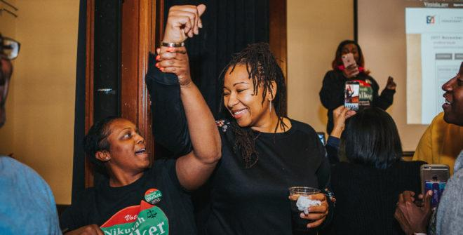 Nikuyah Walker Elected As First African American Woman Mayor Of Charlottesville