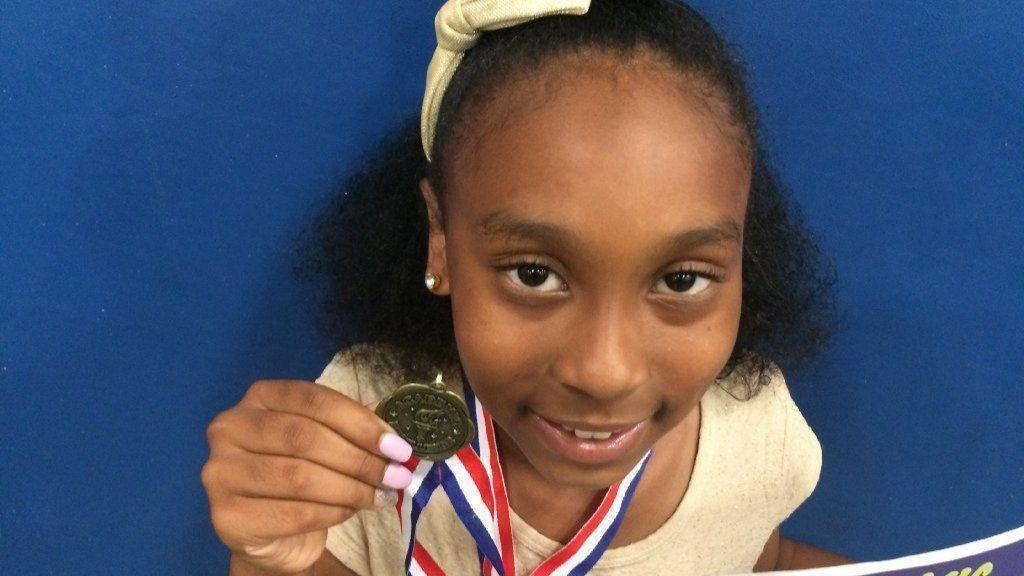 Great-Granddaughter Of 'Hidden Figure' Katherine Johnson Scores Perfect Score On Math SOL Test