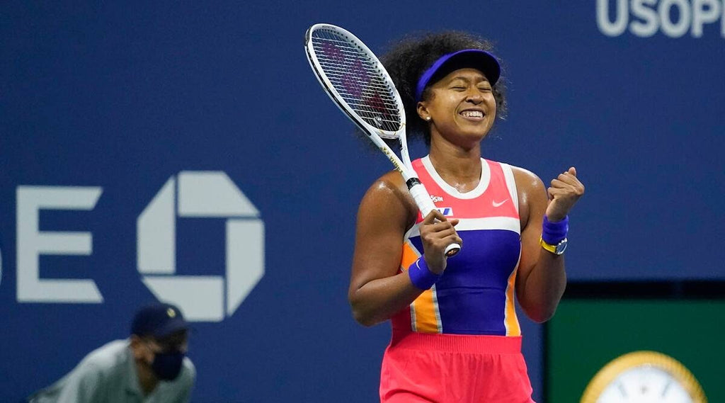 Naomi Osaka Advances To U.S. Open Final