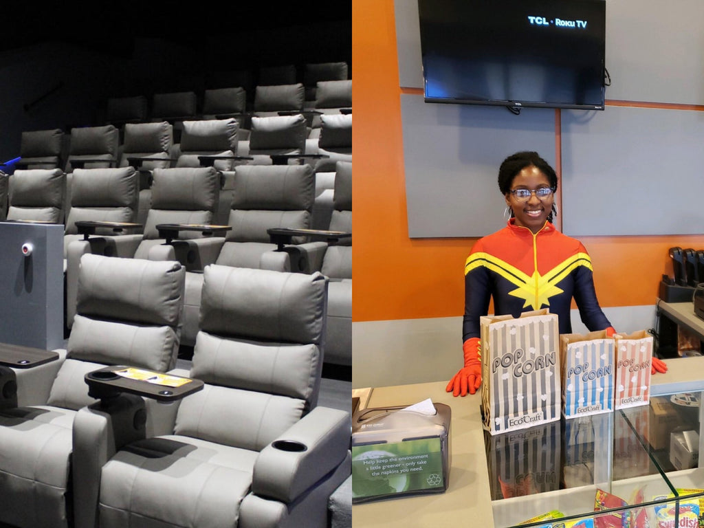 This Family Just Opened the Only Black-Owned Movie Theater in Baltimore!