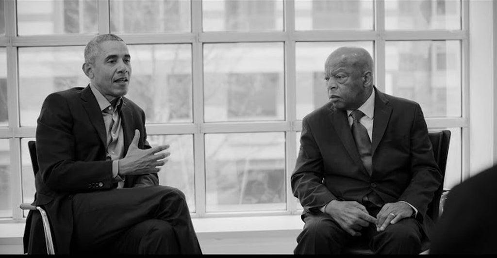 MLK 50: Watch Barack Obama And John Lewis Discuss Dr. Martin Luther King Jr.'s Legacy