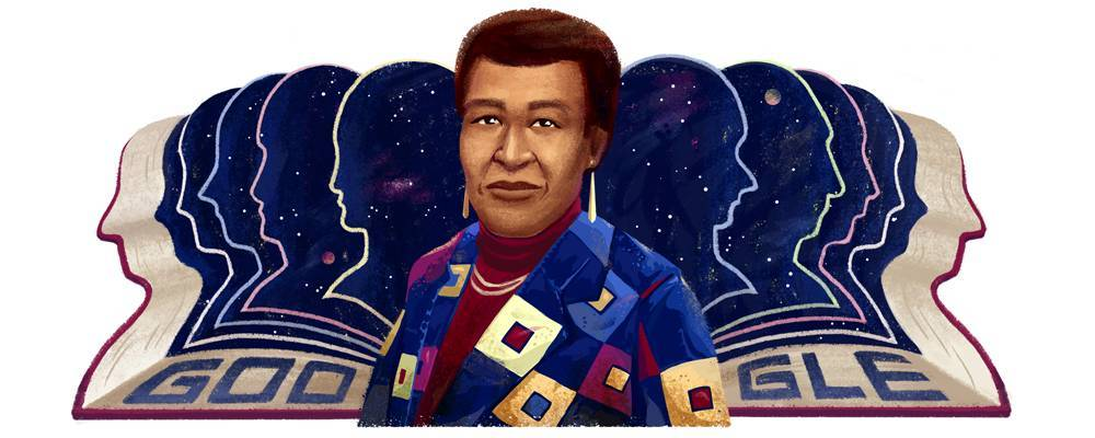 Google Doodle Remembers Science Fiction Icon Octavia Butler On Her 71st Birthday