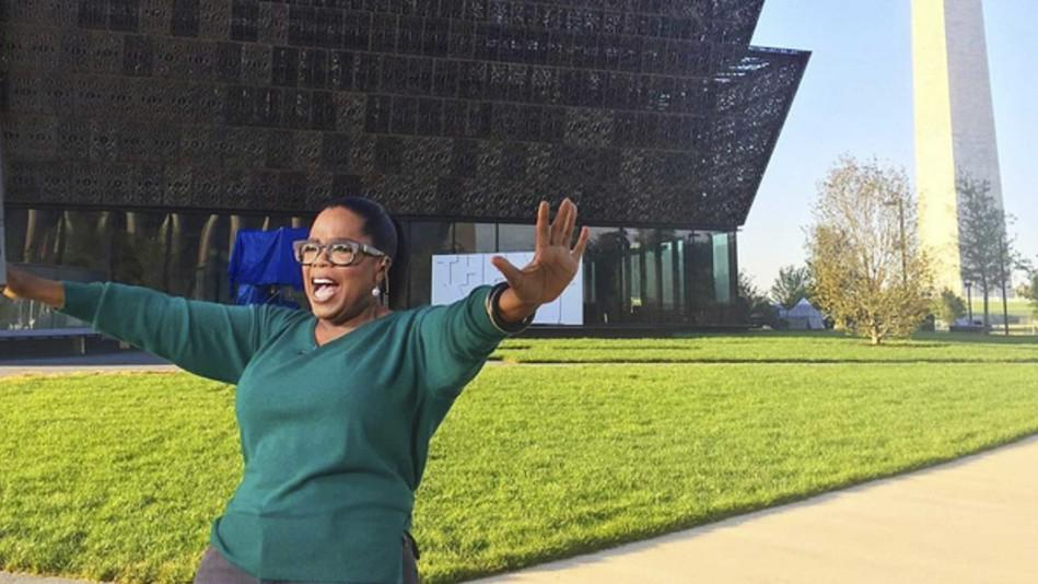 National Museum Of African American History And Culture To Honor Oprah Winfrey With New Exhibit