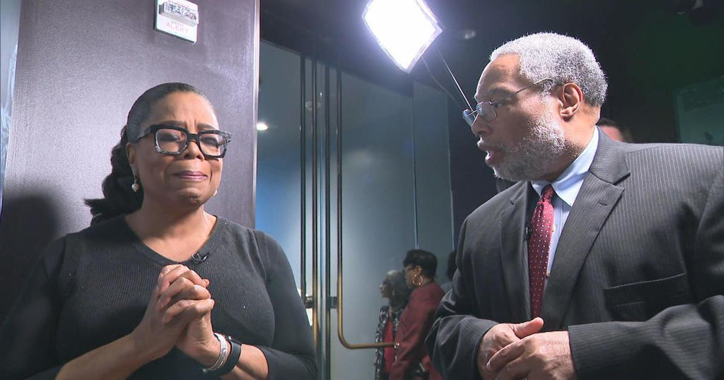 Grab A Tissue: Watch Oprah Winfrey's First Look At Her Exhibit At The National Museum Of African American History And Culture