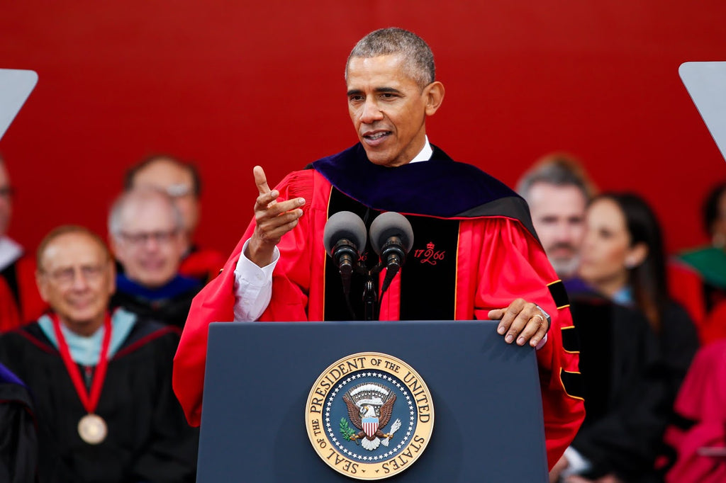 Class Of 2020 Makes Request For Obama To Give A Virtual Commencement Speech
