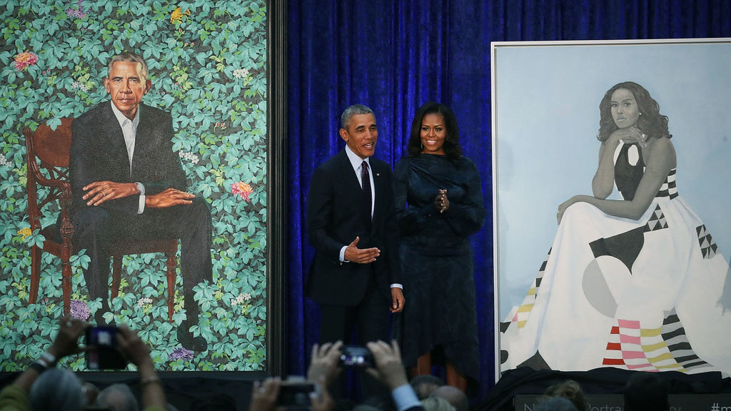 National Gallery Portraits of Barack and Michelle Obama Are Going On Tour