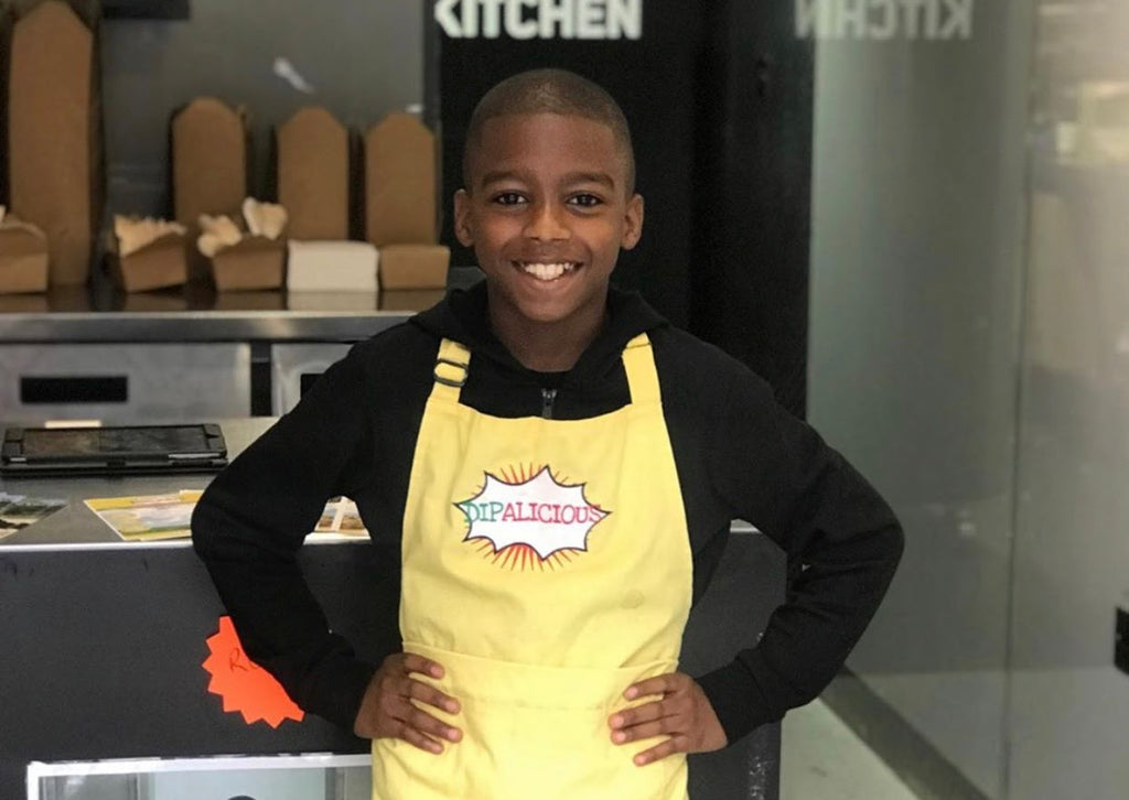 12-Year-Old Vegan Chef Set To Publish First Cookbook