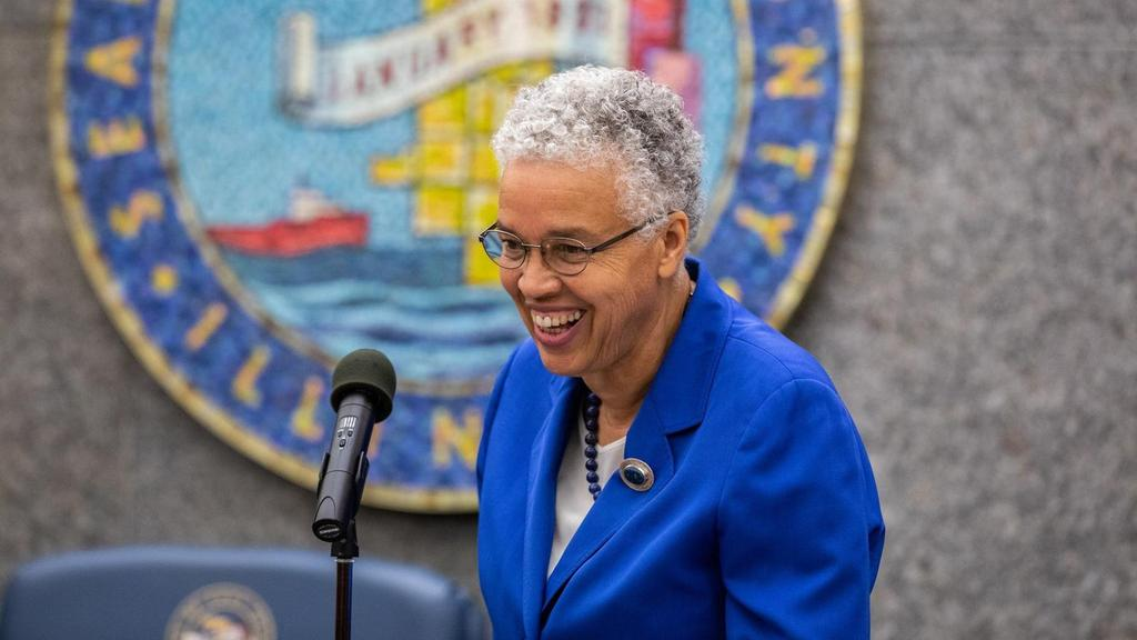 Chicago Politician Toni Preckwinkle Announces Bid To Become City's First Black Woman Mayor