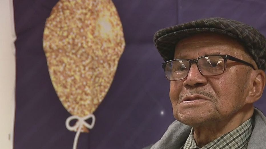 Philly Man Celebrates 104th Birthday on New Year's Eve