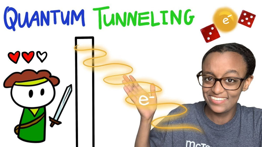 17-Year-Old Wins $400k For Explaining Quantum Tunneling In Breakthrough Science Challenge