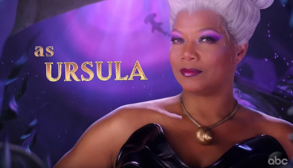 The Little Mermaid Live! Just Released The First Look of Queen Latifah As Ursula