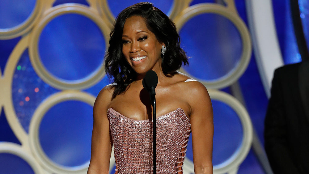 The Best Thing About The Golden Globes Was Regina King