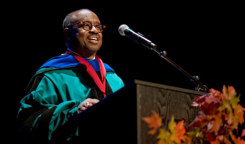 Cornish College Of The Arts Inaugurates Its First African American President
