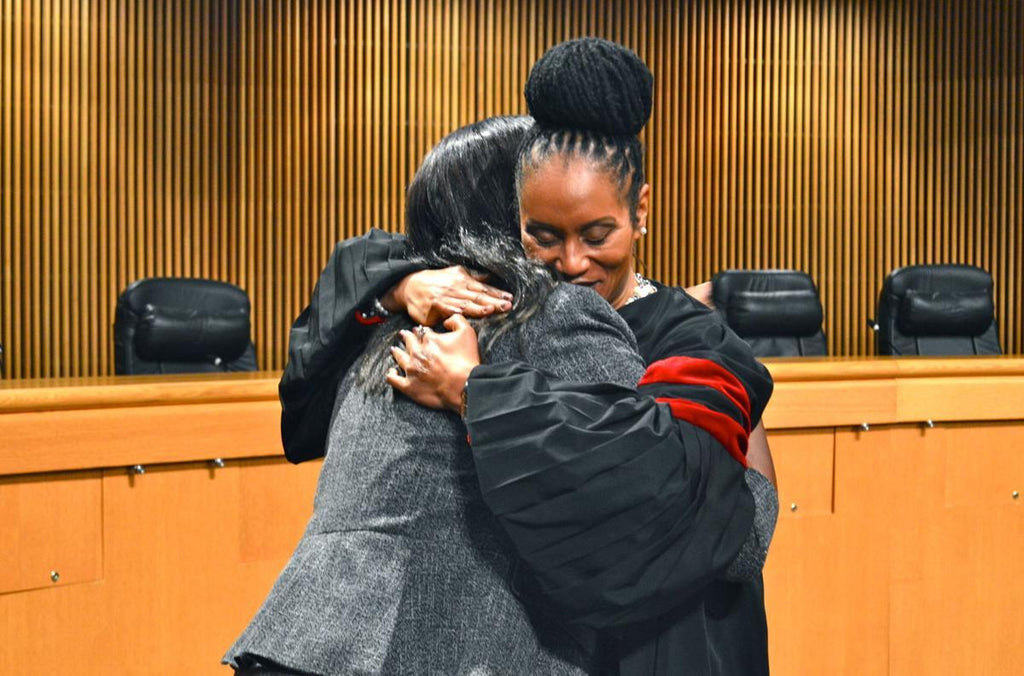 Ronda Colvin-Leary Sworn In As First Elected African American Judge In Gwinnett County, Georgia