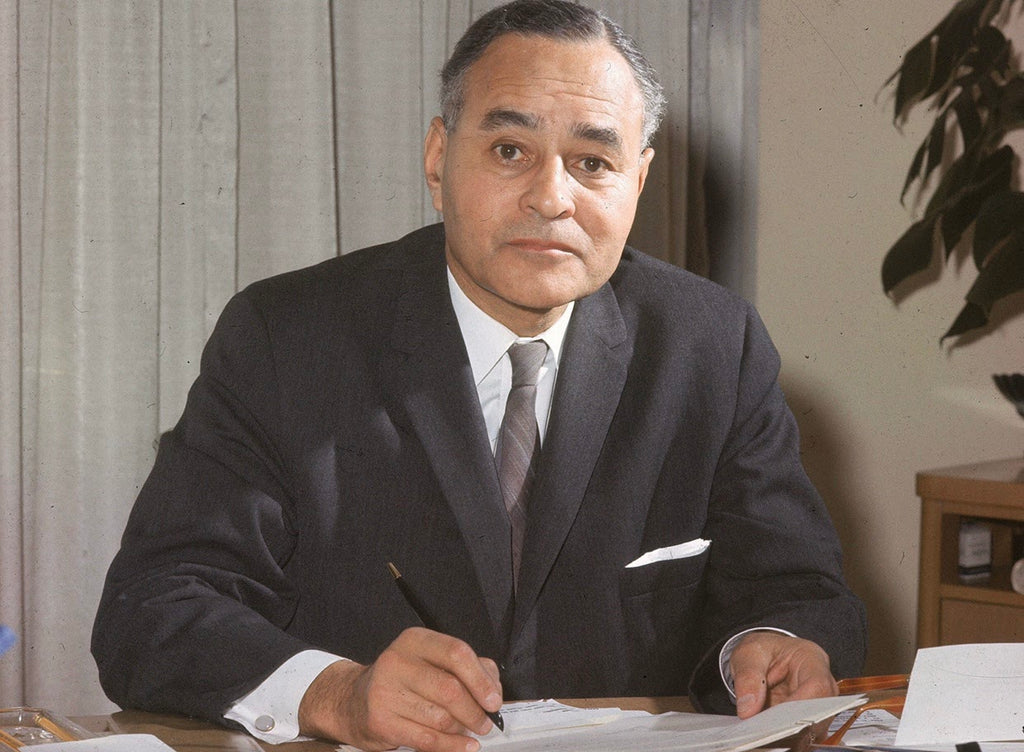 Remembering Dr. Ralph Bunche, The First Black Person To Win A Nobel Peace Prize