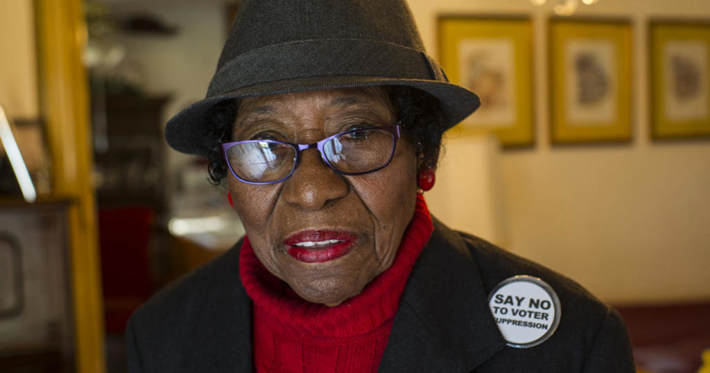 Rest In Power: North Carolina Voting Rights Activist Rosanell Eaton Passes Away at 97