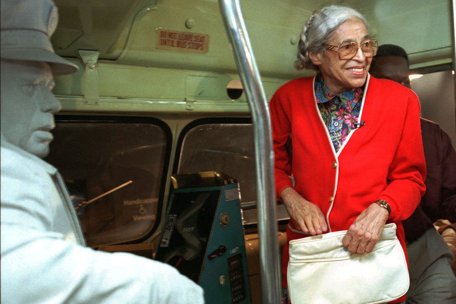 A Rosa Parks Biopic Is Coming To The Big Screen, Production Set To Start In 2019
