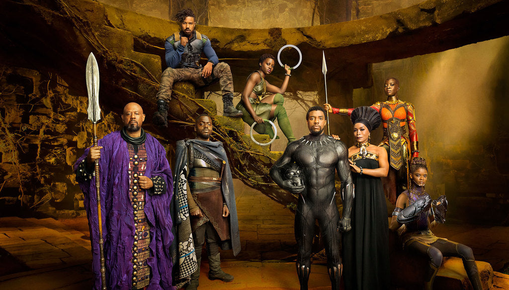 'Black Panther' Becomes First Superhero Movie To Receive A Golden Globe Nomination In Best Motion Picture Drama Category