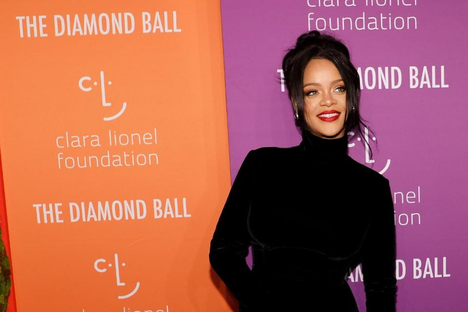 Rihanna Donates $5 Million To Help Fight The Coronavirus