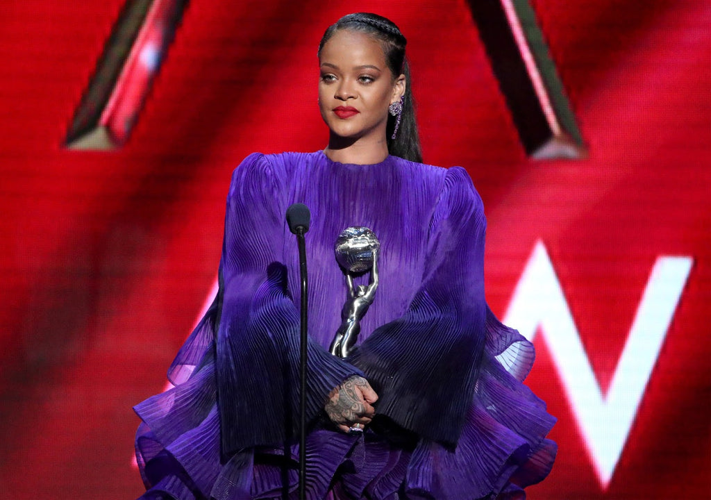 Rihanna Makes Stirring Call To Action During Acceptance Speech At NAACP Image Awards