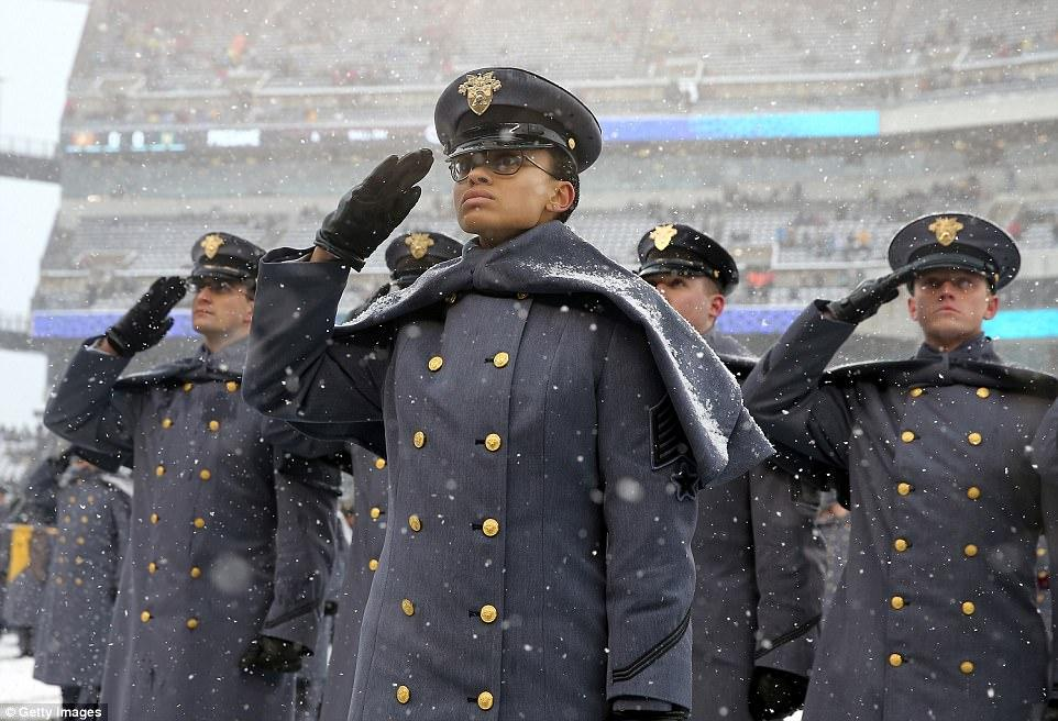 Simone Askew, Trailblazing West Point First Captain, Makes History At Army-Navy Game