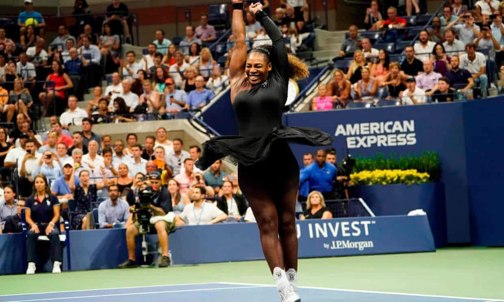 U.S. Open: Serena Williams Reaches Semi-Final With Tonight's Win