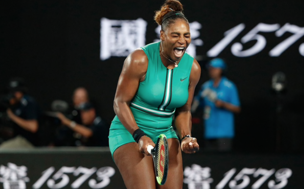 Serena Williams Reaches Her 12th Australian Open Quarterfinal