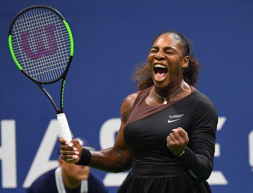 Serena Williams Wins First-Round Match In Return To U.S. Open
