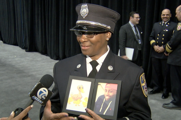 Buffalo, NY Appoints First African American Woman Fire Lieutenant