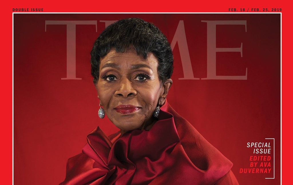 At 94, Cicely Tyson Graces the Cover of TIME's Second-Annual Optimists Issue