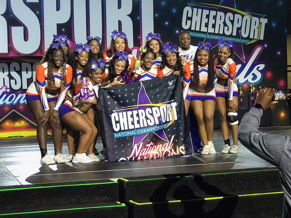 Go, Tigers! Savannah State University Is Now The First HBCU To Win CheerSport Nationals