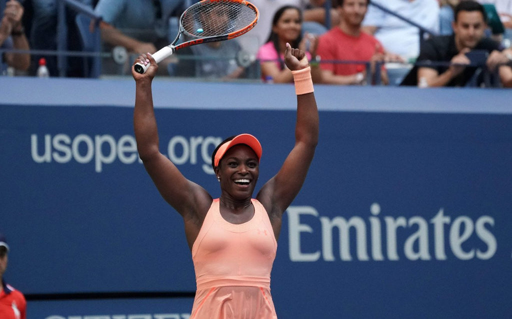 Sloane Stephens Earns Historic Win As She Advances To U.S. Open Semifinal