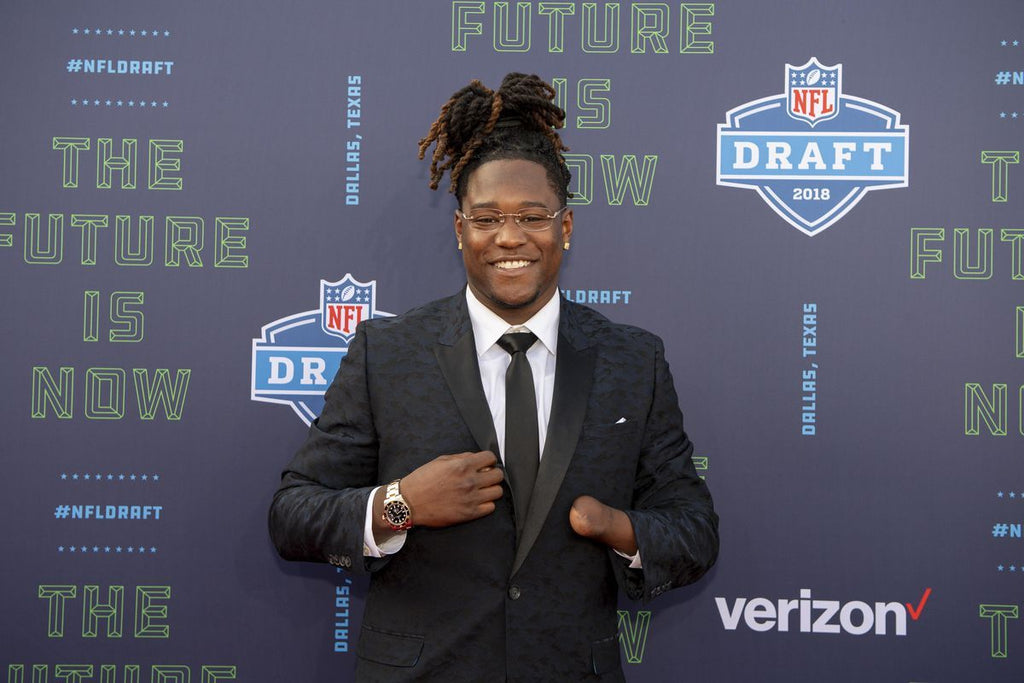 Shaquem Griffin Makes History As First Player With One Hand To Be Picked In NFL Draft