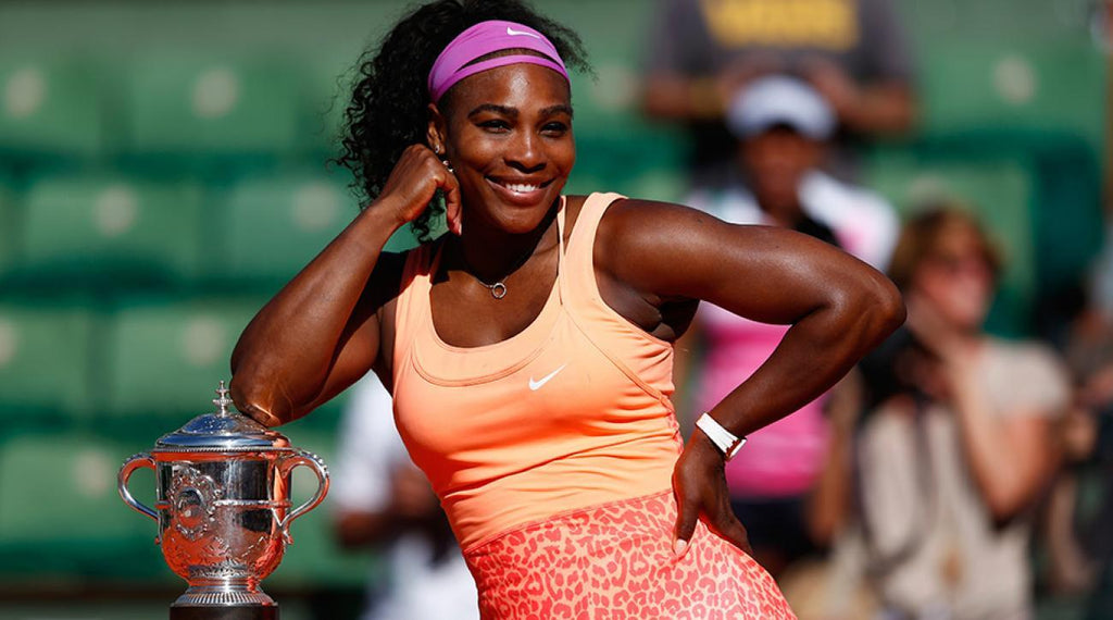 Celebrate Serena Williams' Birthday With Five Of Her Major Career Moments