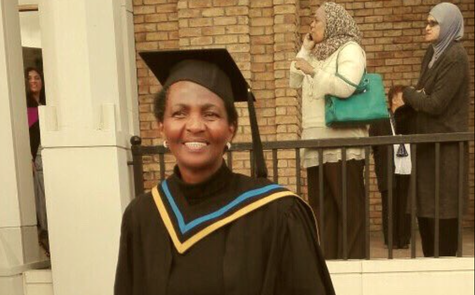 Proud Son Moment: Comedian Loyiso Gola's 58-Year-Old Mother Graduates From College