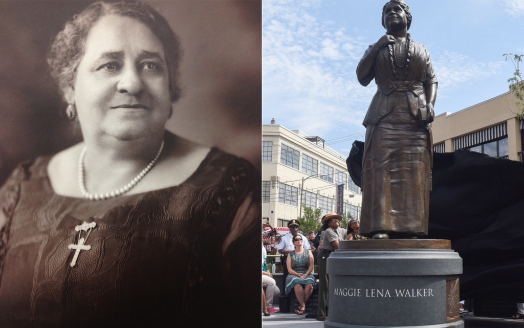 Maggie Lena Walker: Richmond Honors First Woman Bank President With Memorial Statue