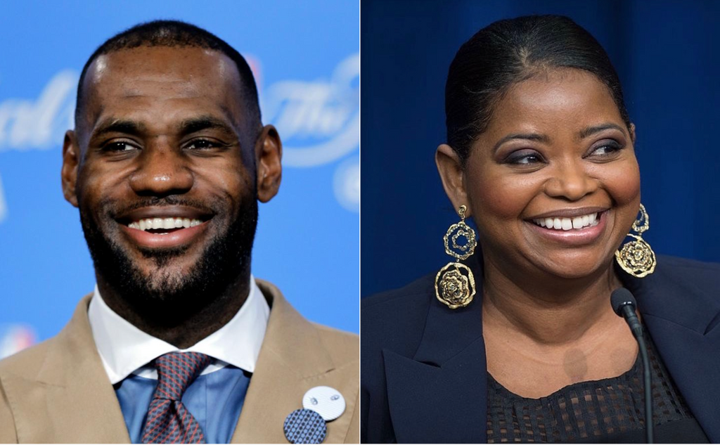 LeBron James Is Joining Forces With Octavia Spencer For A New TV Series About Madam C.J. Walker