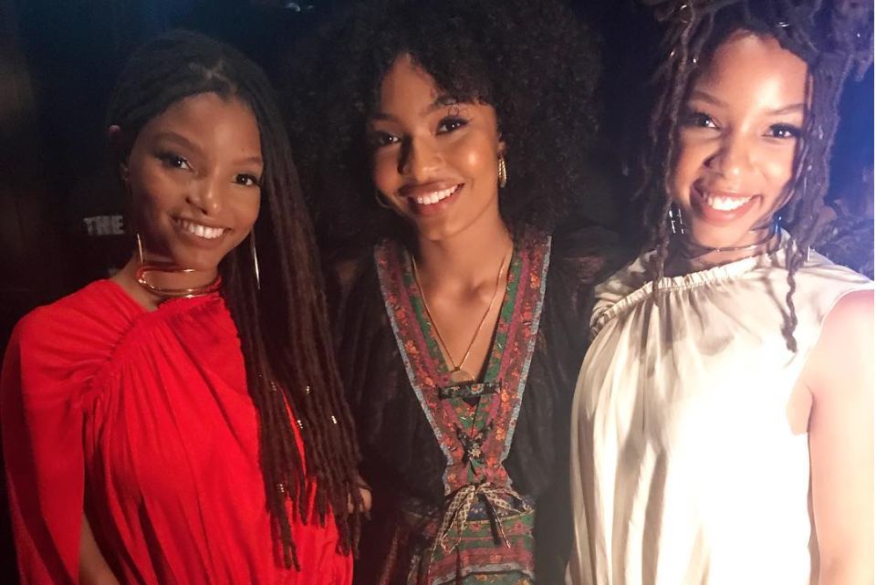 Chloe X Halle Are Joining Yara Shahidi In 'Black-ish' Spin-Off