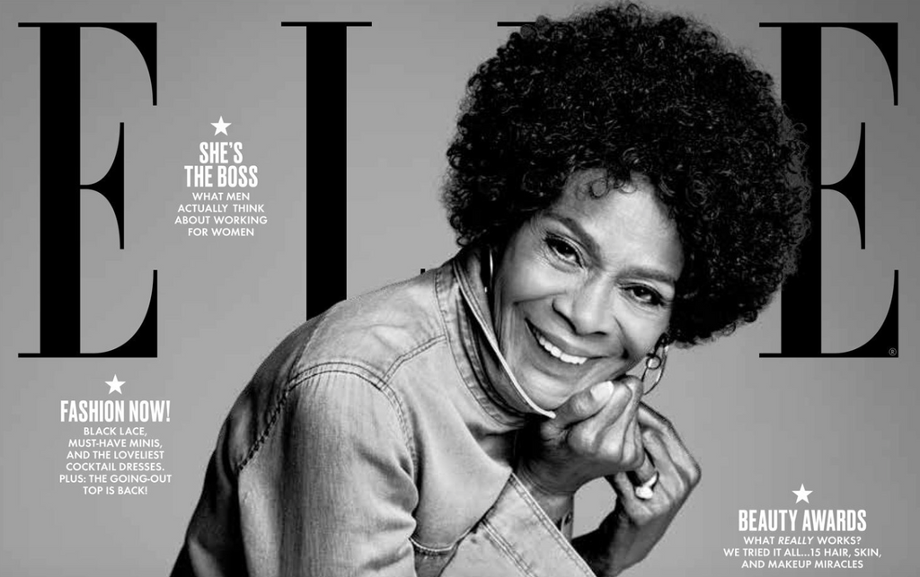 Cicely Tyson Graces The Cover Of Elle's Women In Hollywood Issue
