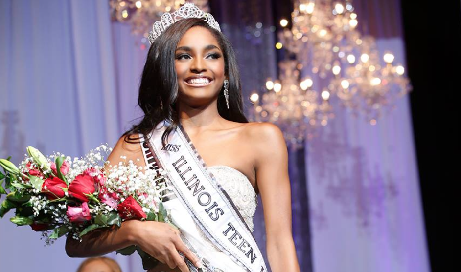 Black Girl Magic: 16-Year-Old Becomes First African American To Win Miss Illinois Teen USA