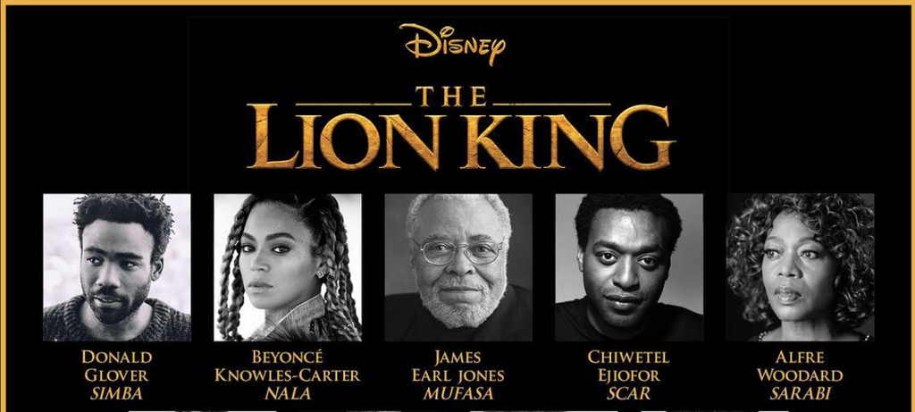 Take A Look At The Full Cast Of Disney's Live-Action Remake Of 'The Lion King'