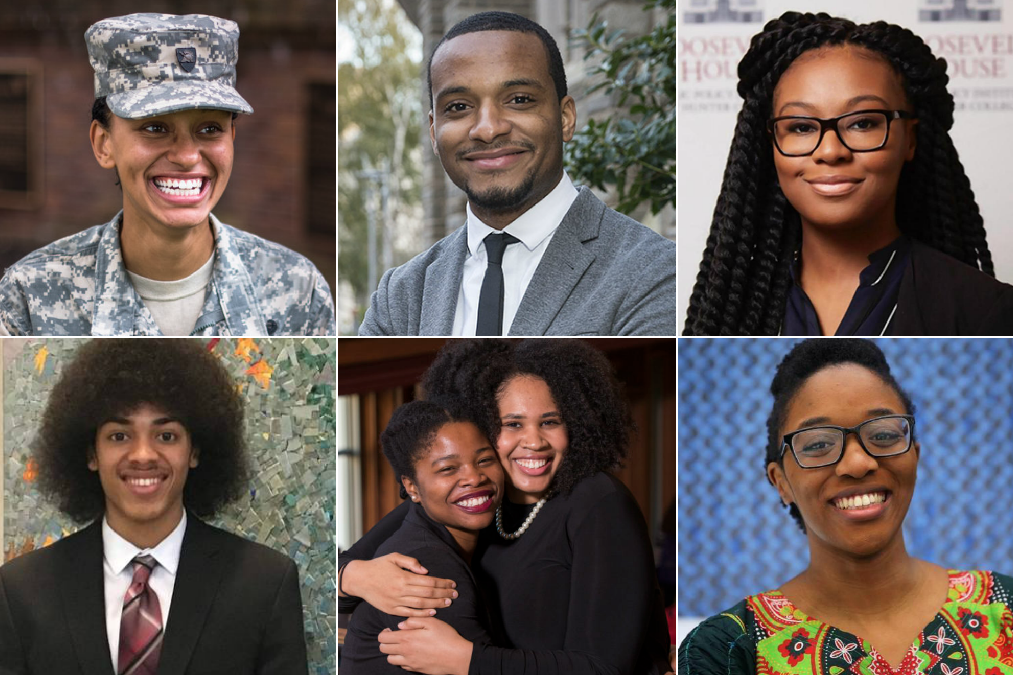 New Class Of Rhodes Scholars Includes Record Number Of Black Students