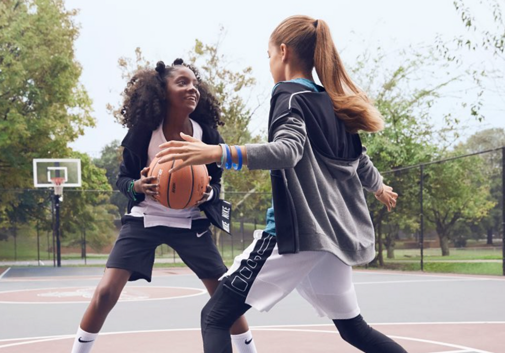 Kheris Rogers, Who Was Bullied For Her Skin Tone, Is Now 'Flexin' In Her Complexion' In Her First Nike Ad
