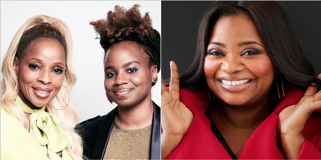 #WCW: Dee Rees, Mary J. Blige And Octavia Spencer Made History With 2018 Oscar Nominations