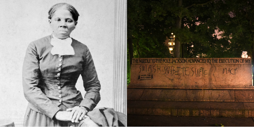 Confederate Site In Baltimore To Be Rededicated To Harriet Tubman