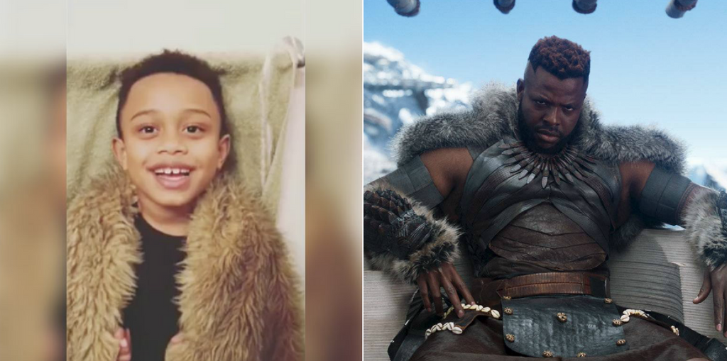 Mom Of Young Boy Who Nailed 'Black Panther' M'Baku Challenge Talks About The Power Of Representation