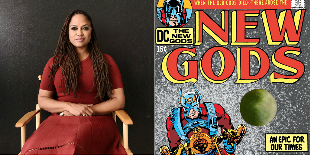 Ava DuVernay Set To Direct DC Superhero Film 'The New Gods'