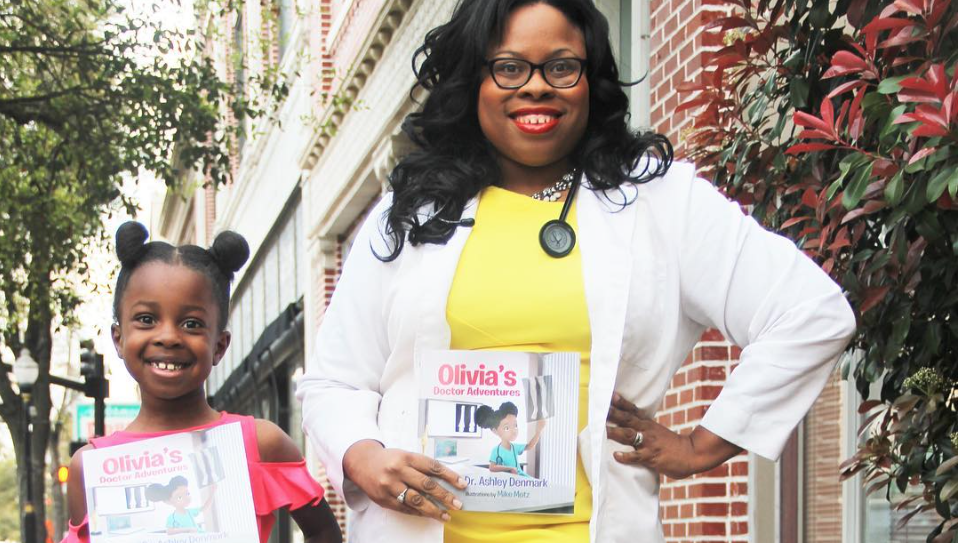 This Dr. Mom Wrote A Children's Book With Her Daughter To Inspire Kids To Become Doctors